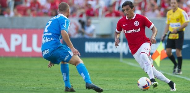 Luque, chamado de novo Caniggia, atuará na segunda divisão espanhola
