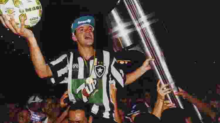 Túlio Maravilha - Ormuzd Alves-17.dez.1995/Folhapress - Ormuzd Alves-17.dez.1995/Folhapress