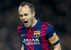 No aniversário de Iniesta, veja golaços e assistências dele pelo Barcelona - Alejandro García/EFE