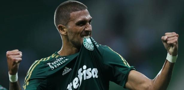Rafael Marques marcou 15 gols pelo Palmeiras na temporada 2015