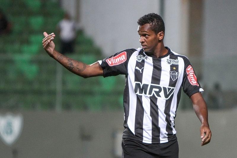 Jô marcou nas duas últimas estreias do Atlético-MG na Copa Libertadores