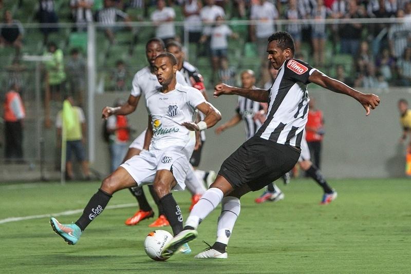 Jô vai disputar sua 23ª partida de Libertadores pelo Atlético-MG, o recordista do clube no torneio