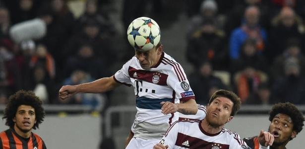 Rafinha, atualmente no Bayern de Munique, está na mira do Cruzeiro para 2018