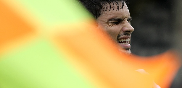 Carli retorna, mas Sassá, Rodrigo Pimpão (foto), Leandrinho e Emerson Silva são dúvidas