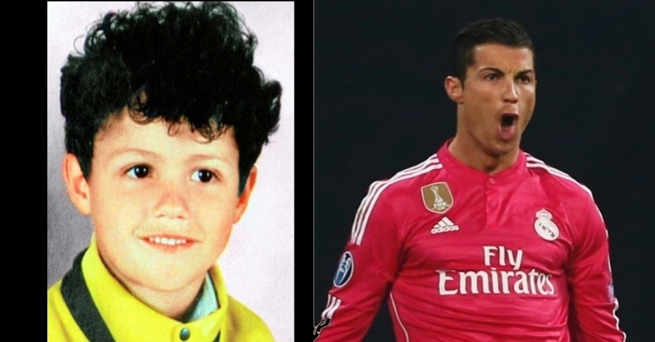 Cristiano Ronaldo, eleito melhor do mundo e jogador do Real Madrid