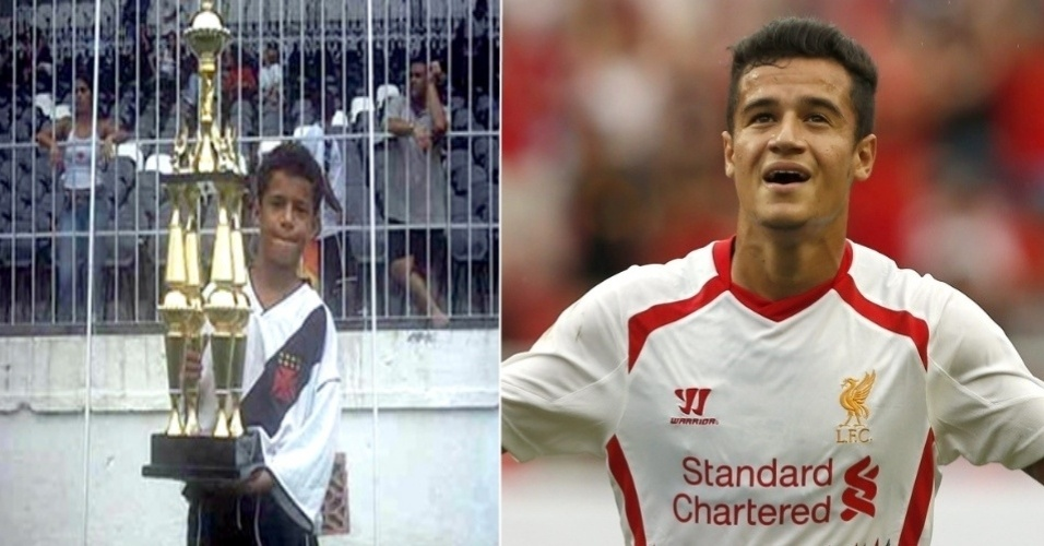 Philippe Coutinho, do Liverpool