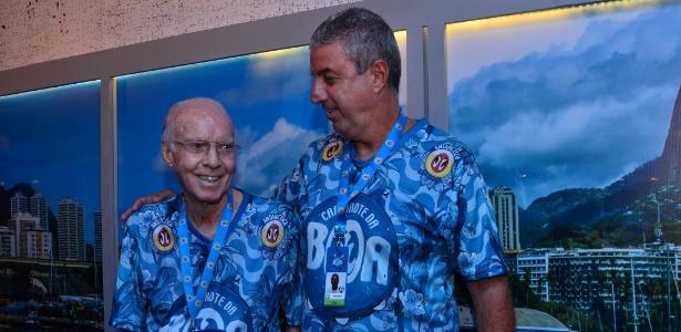 Zagallo conquistou a Copa de 70 como técnico