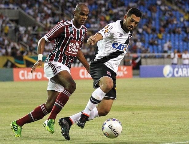 a98911326a7e7 Vasco é amplamente superior ao Fluminense e vence no Engenhão ...