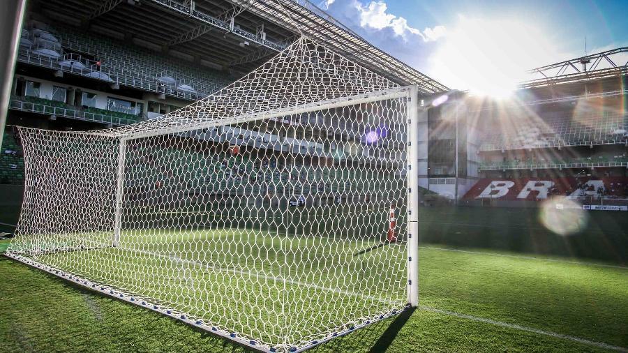 Partida entre São Bento e Palmeiras estava marcada para acontecer no estádio Independência - Bruno Cantini/Atlético-MG