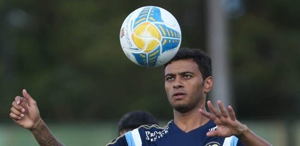 Depois do retorno ao Palmeiras, Cleiton Xavier disputou apenas 17 partidas