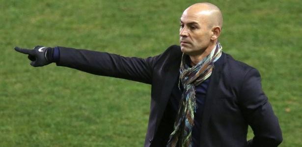 Treinador Paco Jémez negou qualquer possibilidade de ter entregado derrota