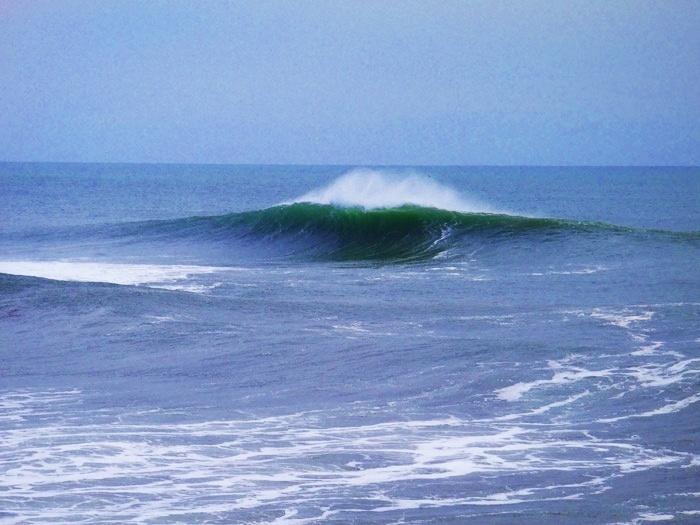 Uma das ondas mais desejadas da Califórnia
