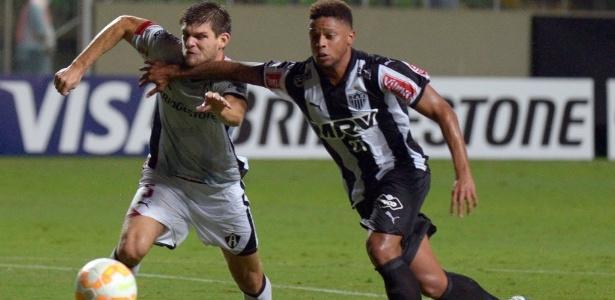 Último jogo de André pelo Atlético-MG foi em fevereiro de 2015, contra o Atlas-MEX, pela Libertadores