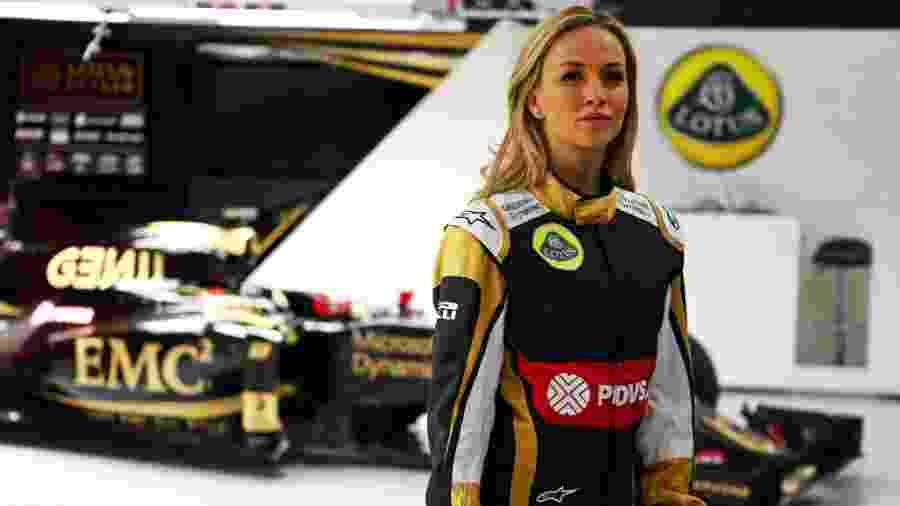 Divulgação/Lotus F1