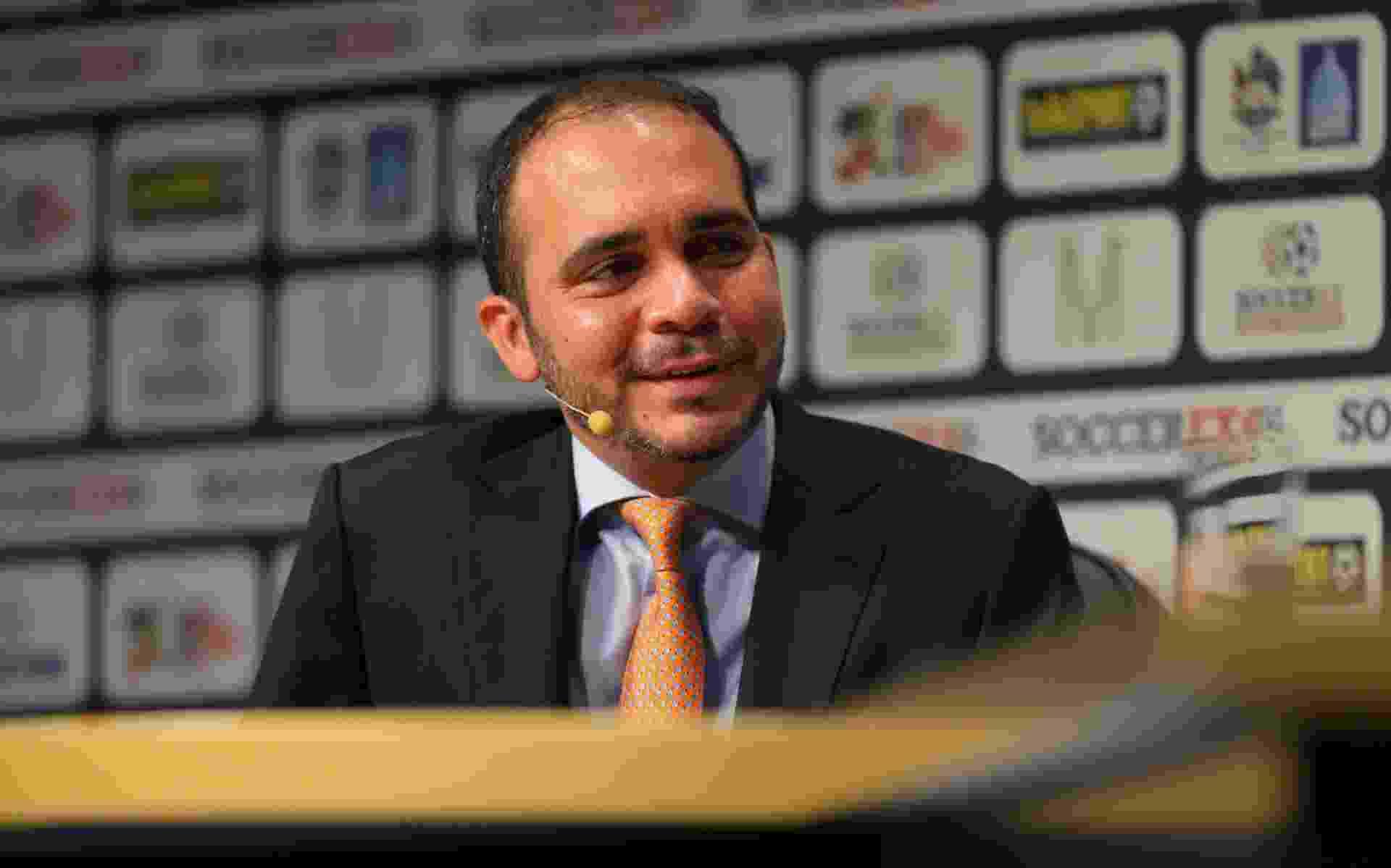Príncipe jordaniano Ali Bin Al-Hussein, rival de Joseph Blatter em eleição da Fifa - Dave Thompson/Getty Images