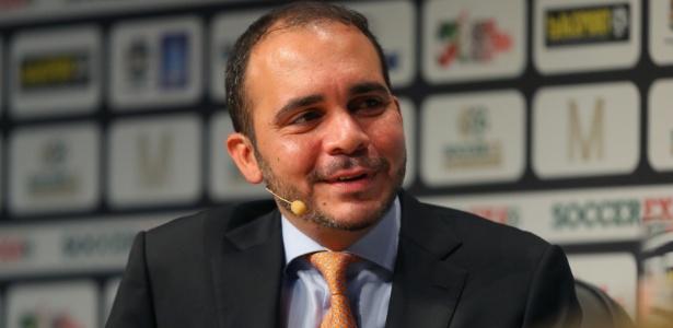 Ali Bin Al-Hussein questiona sistema de votação adotado para eleição