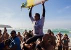 Surfista Pedro Scooby é casado com Luana Piovani - Anderson Borde/AgNews