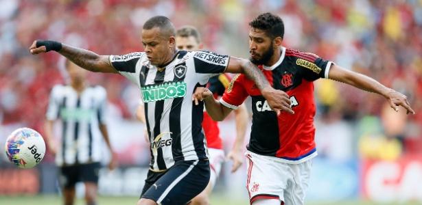 Botafogo acerta patrocínio pontual com rival de ex-parceira e ... 9e6643cffc1a7