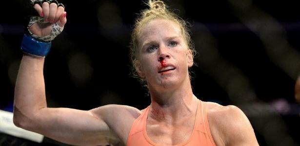 Empresário não aceitou colocar Holly para enfrentar Cris Cyborg - Jayne Kamin-Oncea-USA TODAY Sports