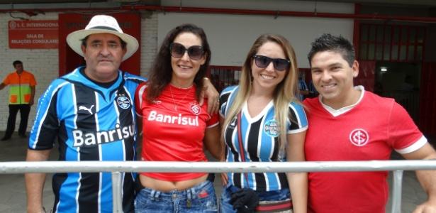 Torcedores de Internacional e Grêmio aceleram atrás de entradas para o clássico - Jeremias Wernek/UOL