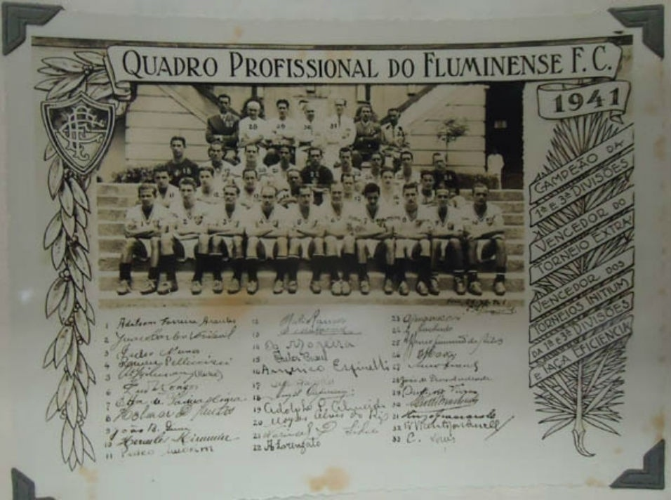 Nascido no Afeganistão, Adolpho Milman, o Russo, defendeu o Fluminense por 11 anos e marcou 149 gols em 248 jogos. Com quatro títulos estaduais, brilhou no histórico Fla-Flu da Lagoa, em 1941, marcando um dos gols no empate por 2 a 2