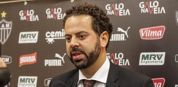 Com o Atlético-MG mais estruturado, o presidente Daniel Nepomuceno aposta no marketing para aumentar as receitas