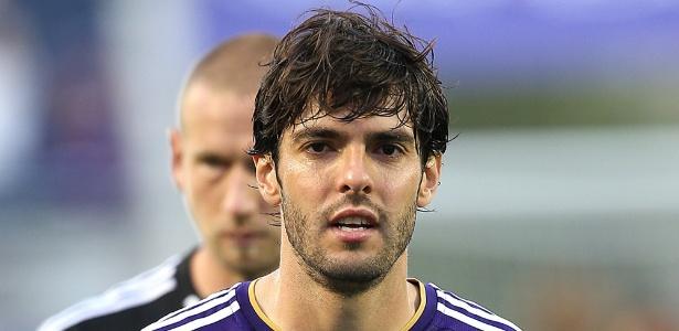 Kaká é o mais bem pago da liga de futebol dos Estados Unidos - Alex Menendez / AFP