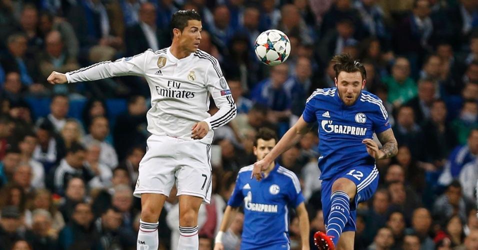 Schalke 04 vence o Real Madrid por 4 a 3, mas não consegue a vaga nas quartas de final da Liga dos Campeões