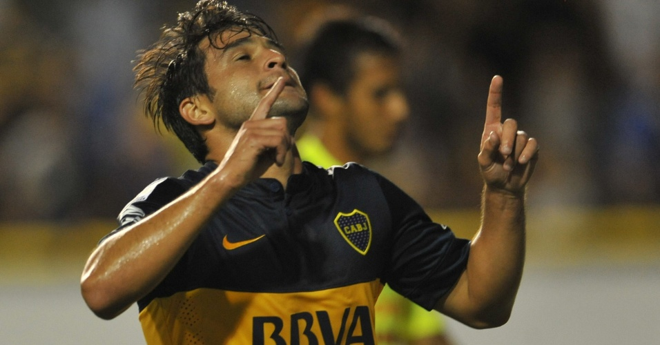 Lodeiro marca pela primeira vez com a camisa do Boca e ajuda o time a vencer o Zamora por 5 a 0 na Libertadores