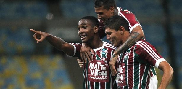 Roma poderá emprestar Gérson por seis meses ao Fluminense - Nelson Perez/Fluminense FC
