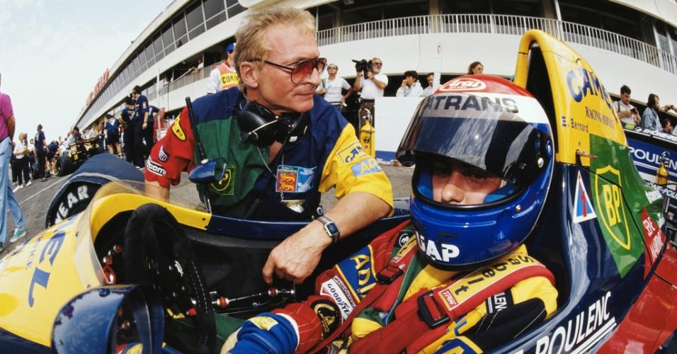 Ex-engenheiro de Ayrton Senna e Nelson Piquet na Fórmula 1, o francês Gérard Ducarouge morreu, aos 73, em 25 de fevereiro