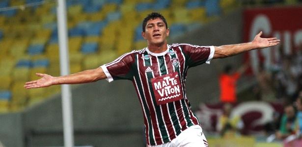 Novo reforço do Bahia, Edson chegou ao Fluminense em 2014