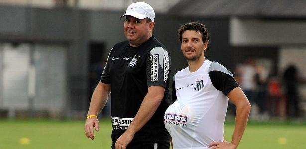 Marcelo Fernandes será auxiliar de Elano já no duelo contra o Botafogo nesta quarta-feira