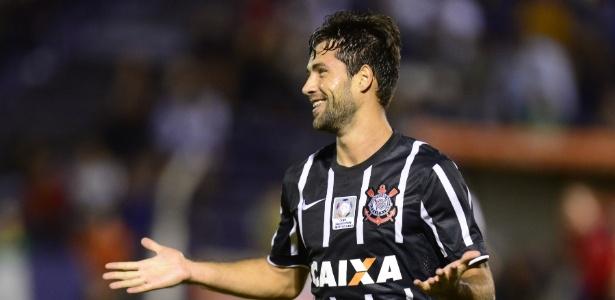 Diretoria do Corinthians espera obter lucro em futura venda de Felipe - Pablo Porciuncula/AFP