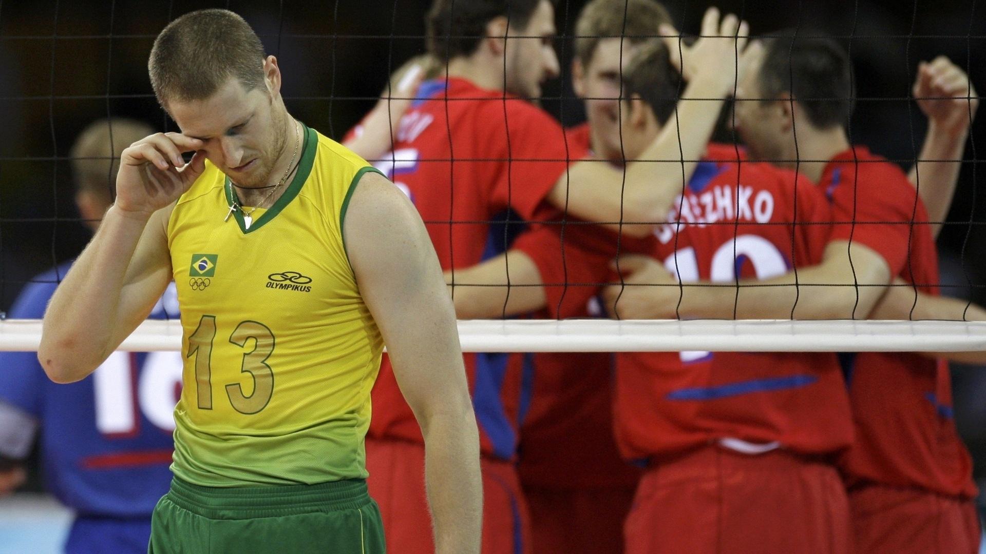 Nos Jogos de Pequim-2008, Gustavo ficou com a prata. Na final, o Brasil acabou derrotado pelos Estados Unidos.