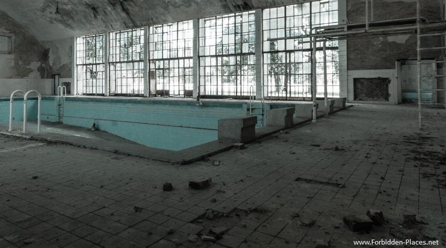 Vila Olímpica dos Jogos de 1936 e os sinais do abandono