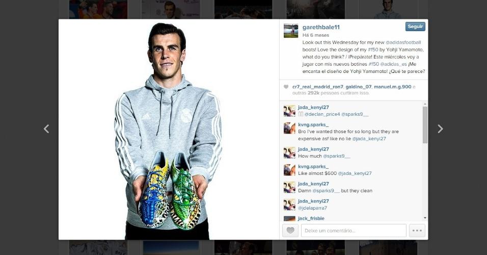dc992bc1cd País de Gales convoca Bale lesionado para Eliminatórias e irrita ...