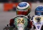 Felipe Bartz, piloto de kart