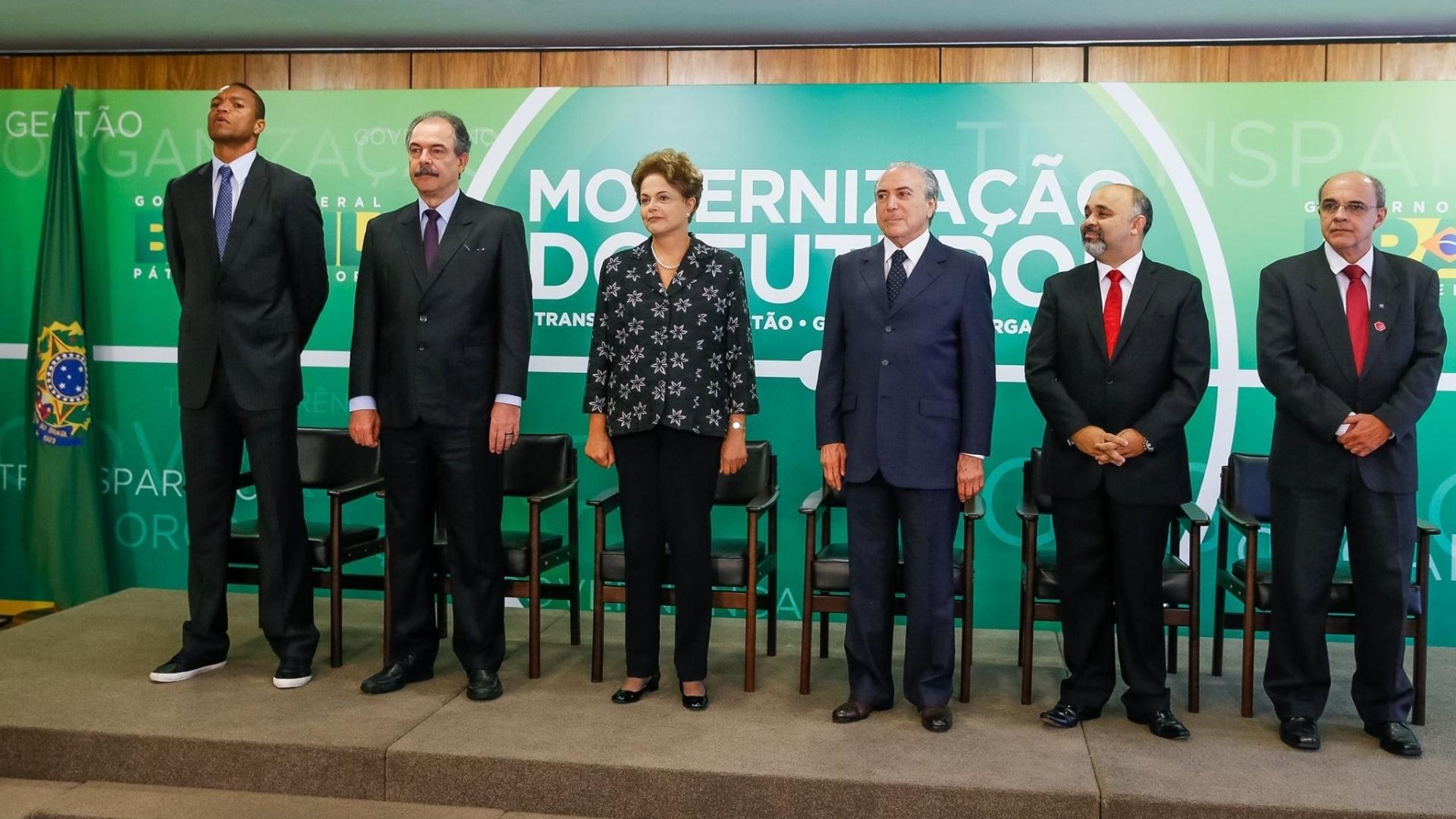 Presidente Dilma Roussef assinou medida provisória que refinancia dívida de clubes com a União
