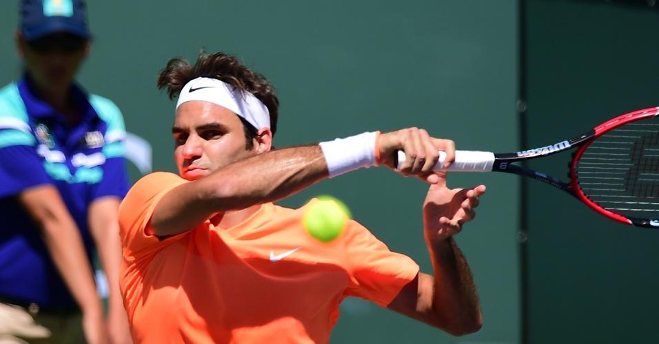 Federer nao teve trabalho para superar Tomas Berdych