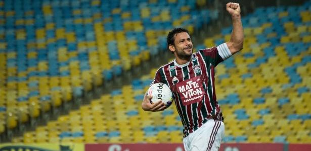 Depois de sete anos, Fred pode deixar o Fluminense e o Atlético-MG tem interesse
