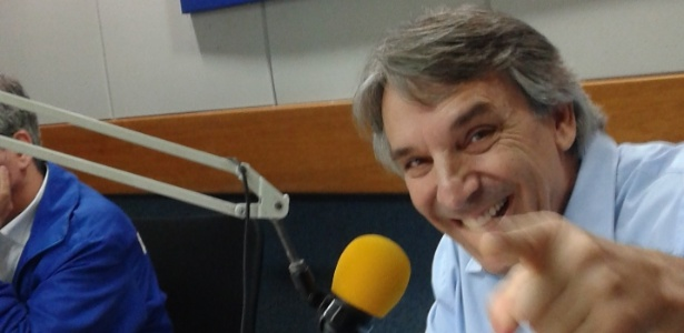 "Oscar Ulisses, narrador do ""Futebol Globo/CBN"" - Luis Augusto Simon/UOL"