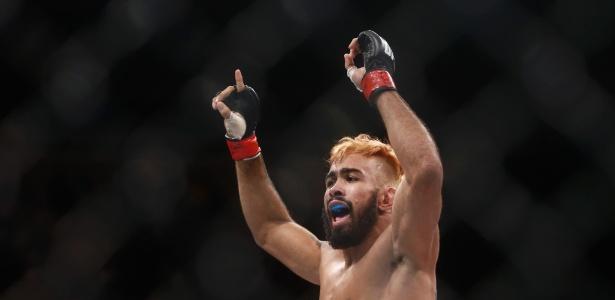 William Lucas/Inovafoto/UFC