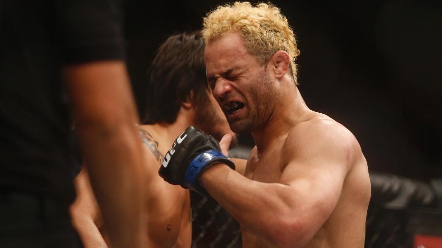 Josh Koscheck durante o UFC Rio 6 - William Lucas/Inovafoto/UFC