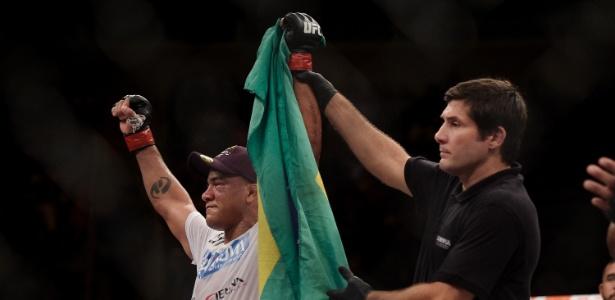 Peso leve do UFC, Gilbert Durinho está ansioso para voltar ao octógono - Alexandre Loureiro/Inovafoto/UFC