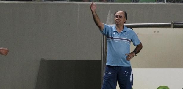 Técnico é quem tem o melhor desempenho na história do Cruzeiro - Washington Alves/Light Press/Cruzeiro