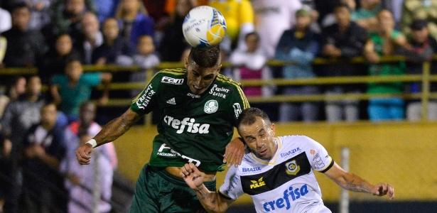 Com 1,90m, Rafael Marques pode recuperar bom rendimento celeste nas bolas aéreas