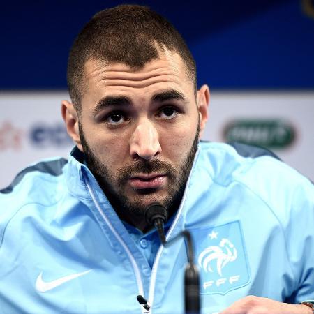 Atacante foi convocado pela última vez para a seleção francesa em 2015 - FRANCK FIFE/AFP