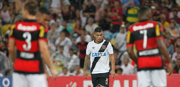 Meia Bernardo atingiu o ápice no profissional atuando pelo Vasco em 2011