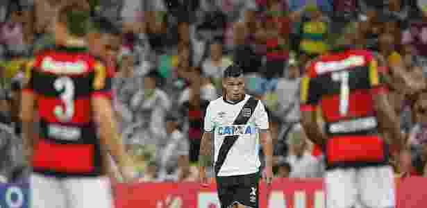 Meia Bernardo atingiu o ápice no profissional atuando pelo Vasco em 2011 - Marcelo Sadio / Site oficial do Vasco